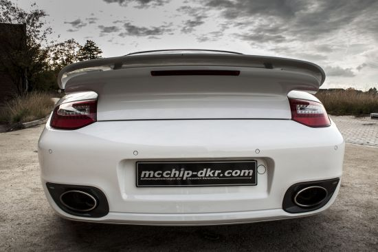 McChip-DKR Porsche 997 Turbo S - Picture 90999