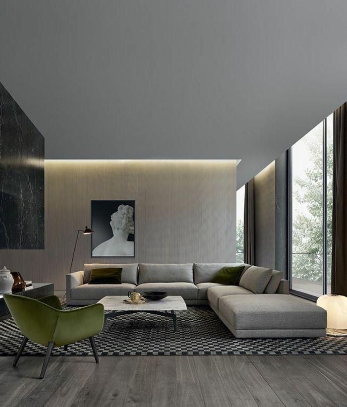 Die besten 25+ Indirekte beleuchtung Ideen auf Pinterest LED - moderne lampen für wohnzimmer