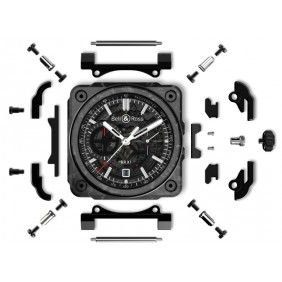Baselworld 2015 : Bell & Ross BR-X1 Carbone Forgé