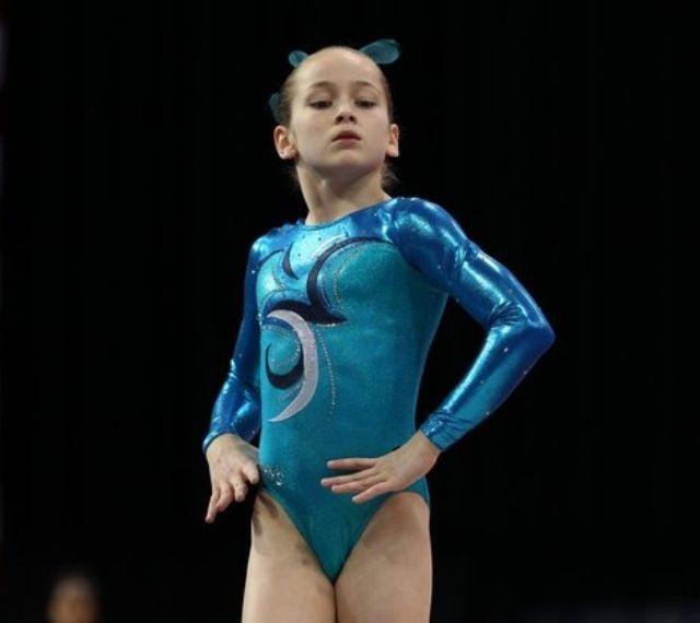 Norah Flatley. 2013 Championships.