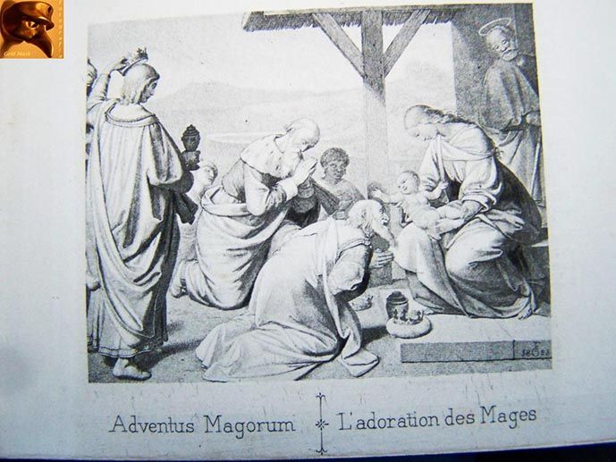 """Libro  """"Vie de Notre-Seigneur Jesus-Christ"""""""