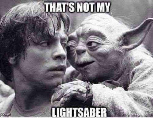 Pervert Yoda #funny #Haha #Lol #happy