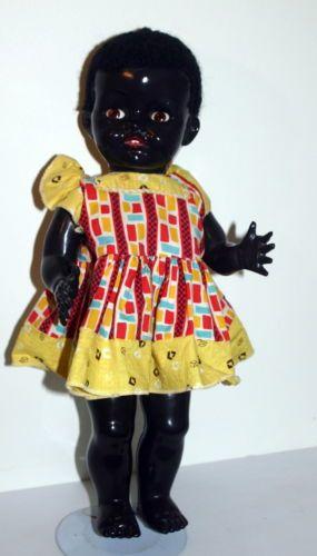 Black Pedigree Doll 16.inch Lovely condition | eBay