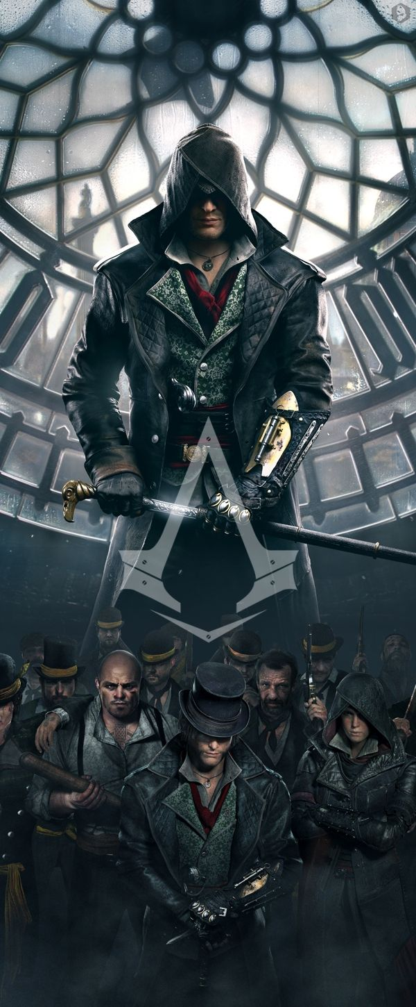 Assassin's Creed: Syndicate by KINDRAT13.deviantart.com on @DeviantArt.
