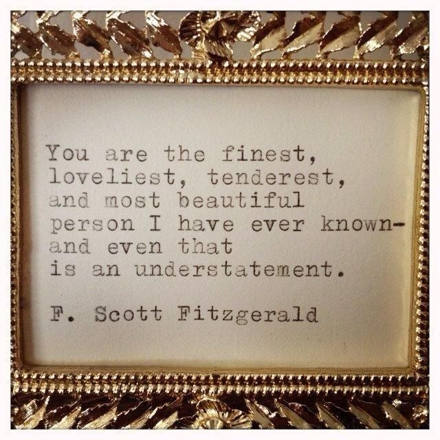 You definitely are <3