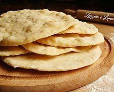 Pane Naan - ricetta pane indiano