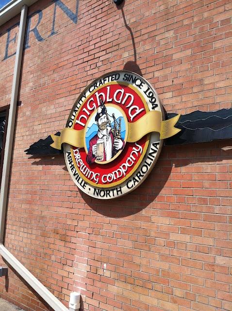 Highland Brewing Company, Asheville, North Carolina