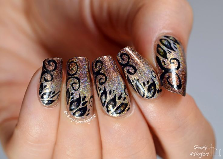 135 best Nail art images on Pinterest | Nail scissors ...