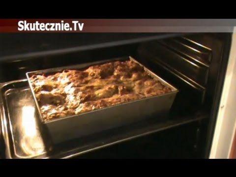 Lasagne -mięsna, z sosem bolońskim :: Skutecznie.Tv