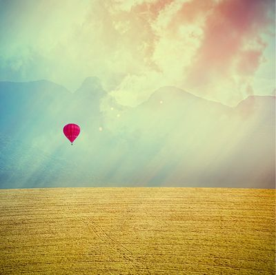 hot air balloon: Airballoon, Hot Air Balloon, White Photography, Dreams, Air Balloon Riding, Color, Red Balloon, The Buckets Lists, Flying Away