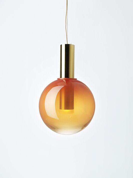 PHENOMENA Ferrari red  by Dechem studio #bomma #bommalighting #crystal #mouthblown #design #czechdesign #lighting #pendant #czechrepublic #crystallighting #designlighting #glassdesign #lightdesign #lightingdesign