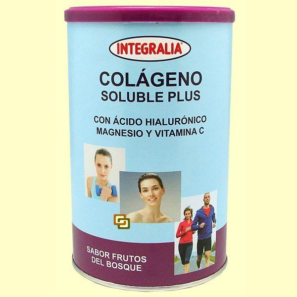 Promociones : COLAGENO SOLUBLE PLUS SABOR FRUTOS DEL BOSQUE