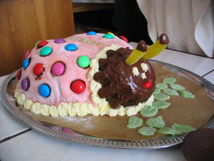 beruška dort