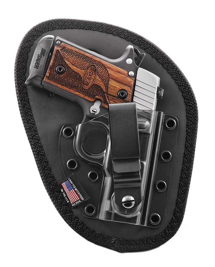 · The conceal carry holster by N82 (Nate Squared) Tactical. The model I have is called the Original Tuck (for Glock) pardon the crappy audio. For some reason it .