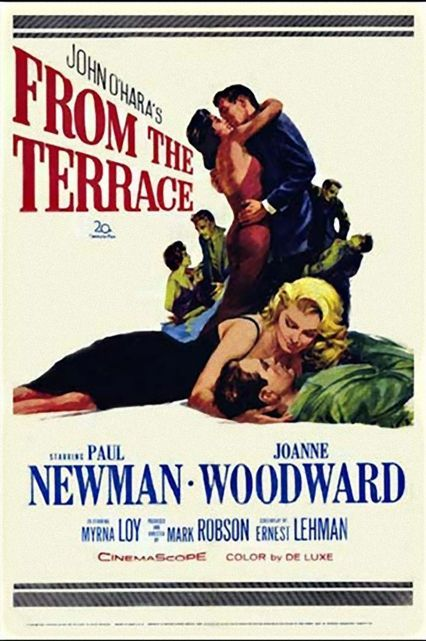 From the Terrace (1960)Classic Hollywood #RelationshipGoals: Paul Newman and Joanne Woodward star in this 1960s drama about a World War II vet struggling to regain his conscience.Arriving August 1 #refinery29 http://www.refinery29.com/2016/07/117808/netflix-august-arrivals-2016#slide-15