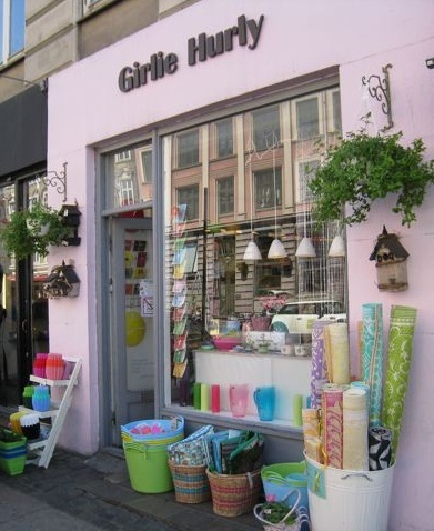Girliehurly.dk, located in Copenhagen V (Istedgade)