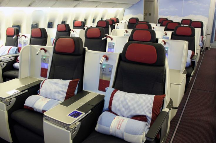 Austrian Airlines Boeing 777 Interior Your Airline