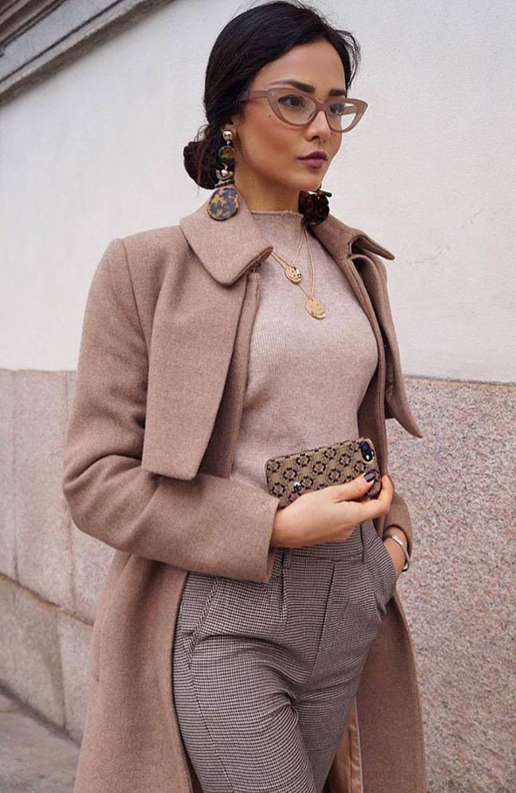 The 30+ Winter Office Outfits That Are Not Boring
