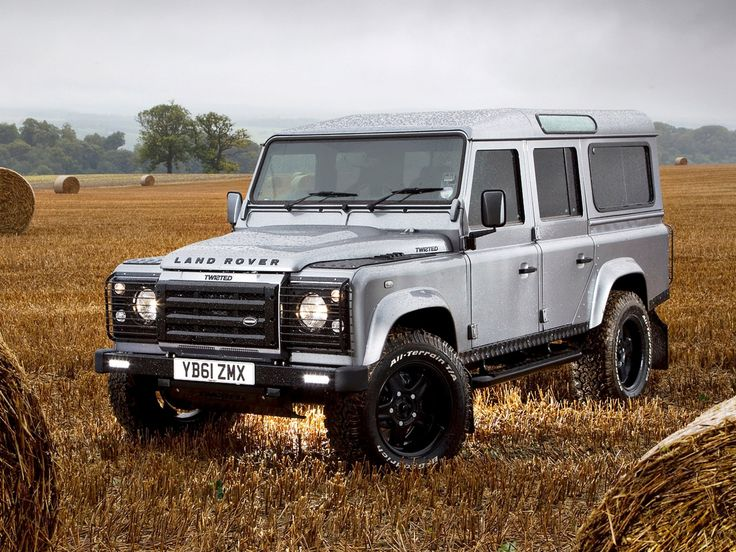 defender 110 | Land Rover Defender 110 Twisted 2012 - Mad 4 Wheels