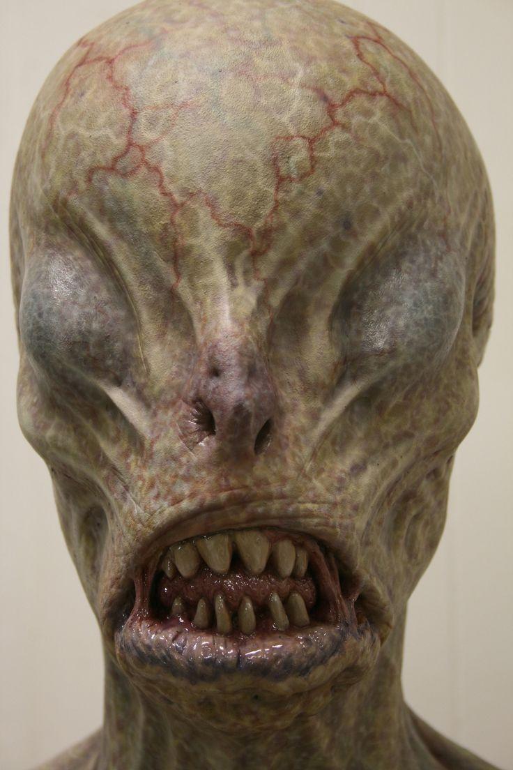 sculpture monstre 02 Des sculptures de monstres  divers bonus