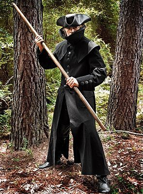 Highwayman Coat , Brotherhood Of The Wolf, Coats And Jackets, Brotherhood Of The Wolf from The Knight Shop