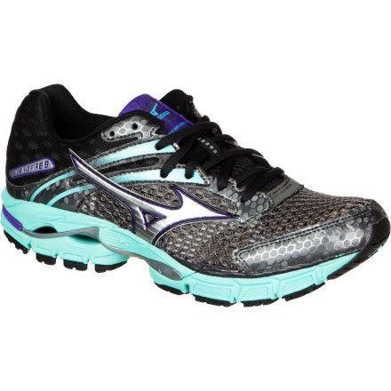 New running shoes.  Love them!  Mizuno Wave Inspire 9 Running Shoe - Women's | Backcountry.com
