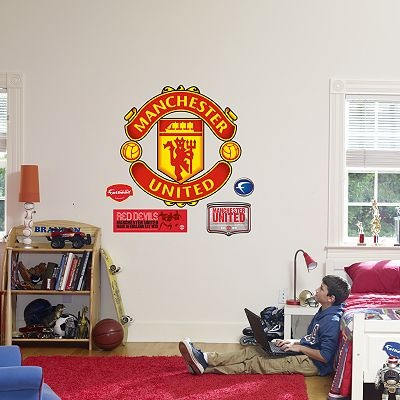 Manchester United Wall Decal Part 45