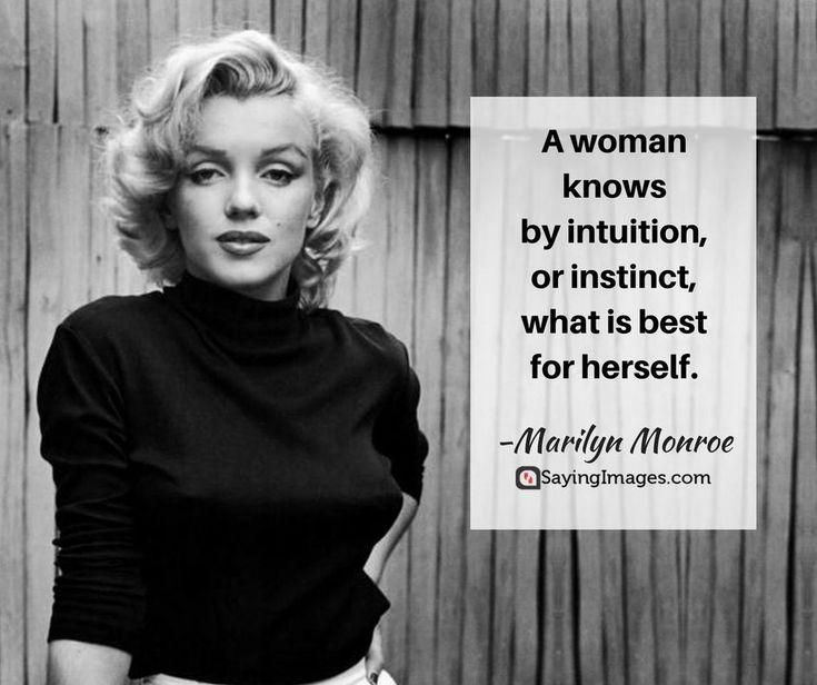 Citaten Van Marilyn Monroe : Beste afbeeldingen van quotes about life