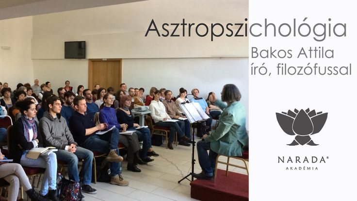 Bakos Attila - Asztropszichológia