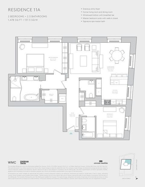 9 best the peaks at south peak images on pinterest floor plans annabelle selldorfs bowlmor replacing village condo launches sales from 265m curbed ny malvernweather Gallery