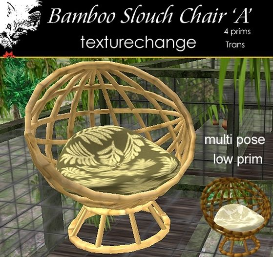 Round Bamboo Chair   Google Search