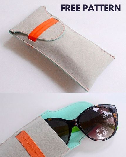 Kijk wat ik gevonden heb op Freubelweb.nl: een gratis template van Orange Bettie om met suede, vilt of leer een hoesje voor je (zonne)bril te maken https://www.freubelweb.nl/freubel-zelf/zelf-maken-met-suede-leer-of-vilt-brilzakje/