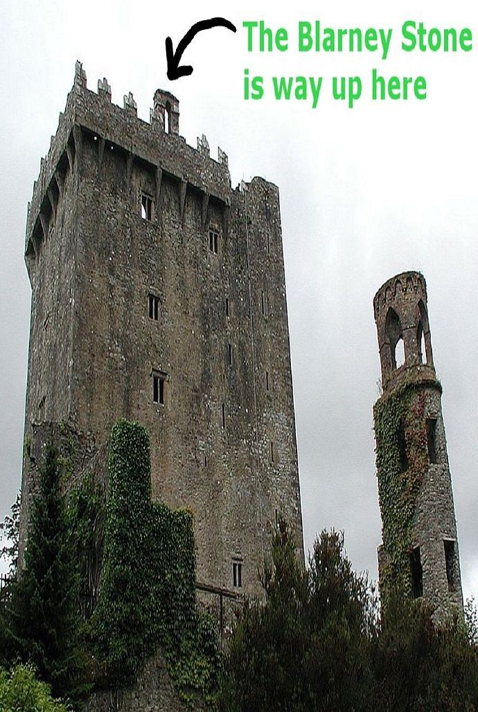 The stone is hardly the most interesting thing about Blarney Castle. Read on for our favorite facts and secrets about the Irish landmark.
