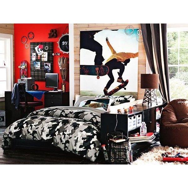 Camo Ultimate Teenage Boys Bedroom Ideas, Photo Camo Ultimate Teenage Boys  Bedroom Ideas Close Up View.