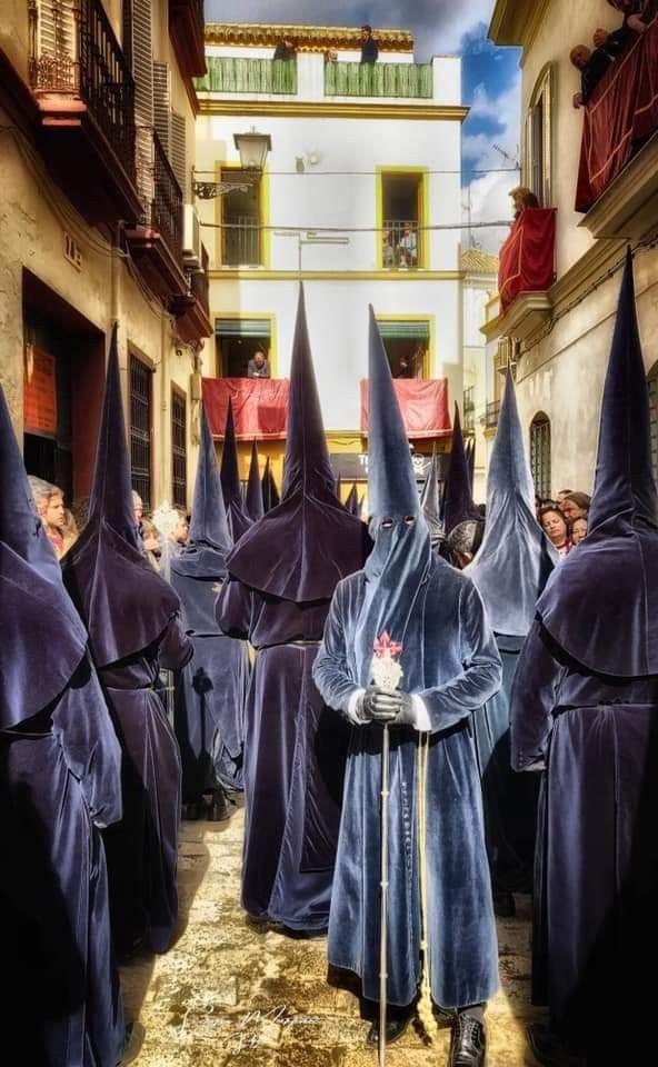 Pin En Semana Santa De Sevilla