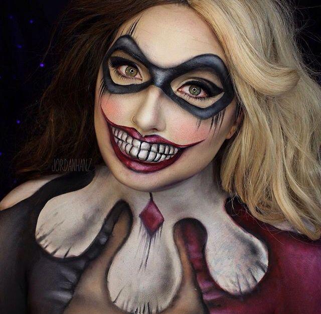 233 best Halloween Makeup images on Pinterest | Halloween ideas ...