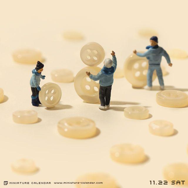 """2014.11.22(土)/11月22日は""""いい夫婦の日""""で有名ですが、""""ボタンの日""""でもあります。"""