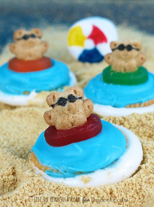 Make a batch of Beach Party S'mores Treats today!