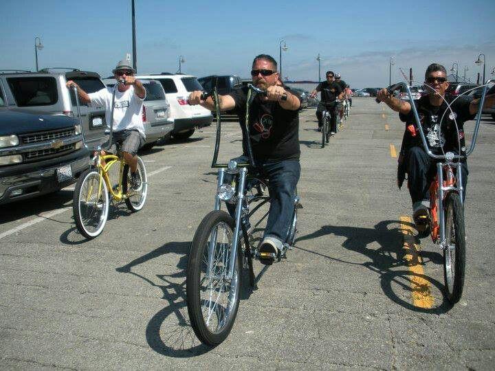 Chopper bicycles GraaaaDieee!!!!