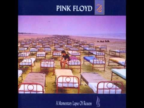 """▶ Pink Floyd - """"Learning To Fly"""" [From LP 'A Momentary Lapse Of Reason' 1987] One listen & I'm 16 again."""