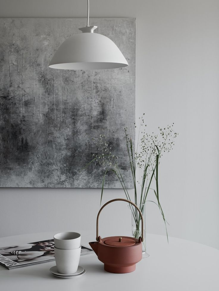 Warm and stylish home - via Coco Lapine Design blog