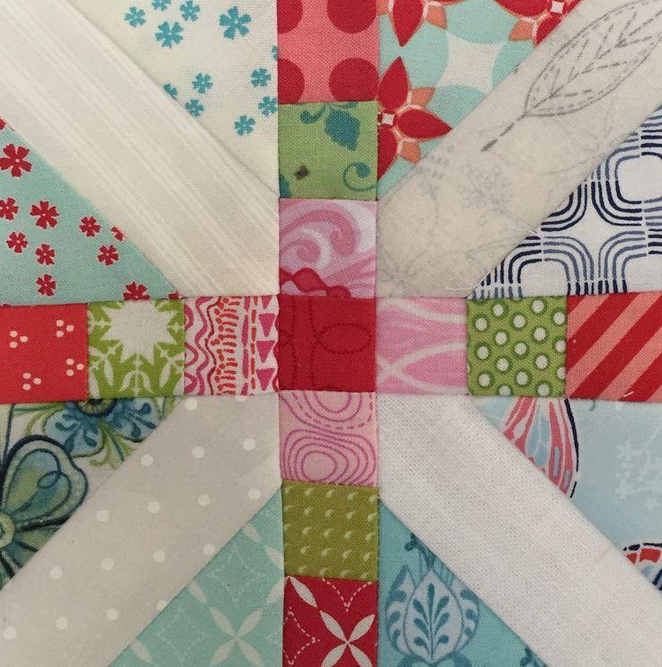 IMG_7645 – Patchwork Quilt パッチワークミシンキルトNakazawa Felisa 中沢フェリーサ