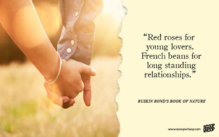 25 Moving Quotes By Ruskin Bond That Will Make You Fall In Love