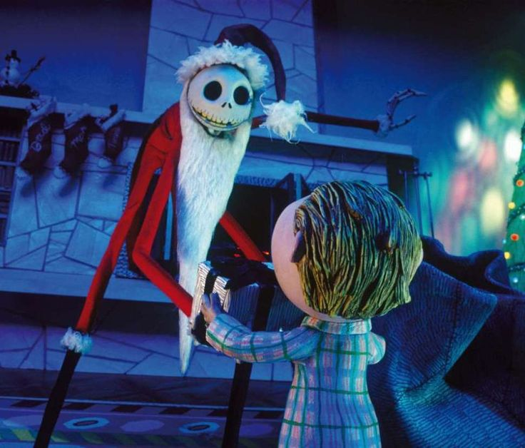 nightmare before christmas   Nightmare before Christmas