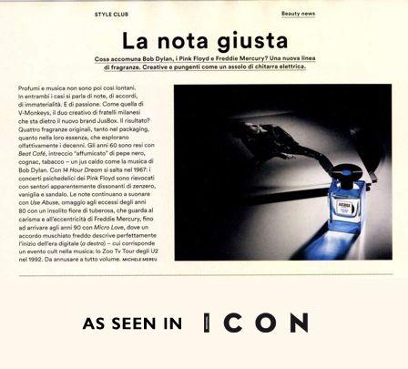 Jusbox Perfumes on Panorama Icon - September 2016
