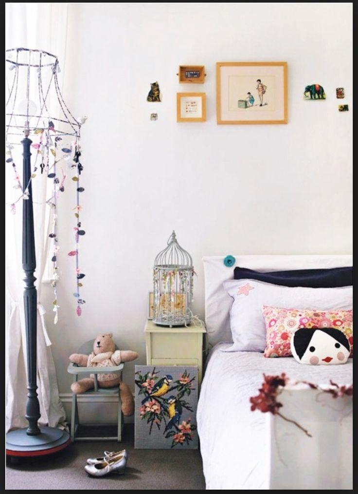 inspiration til Nikitas værelse