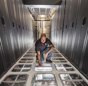 New Way to Cool Data Centers:  Many current HVAC systems require millions of gallons of water to cool large data centers. Sandia National Laboratories is designing a prototype system that could save up to five million gallons per year of groundwater. Engineering360 takes an up-close look at the system and its design features.