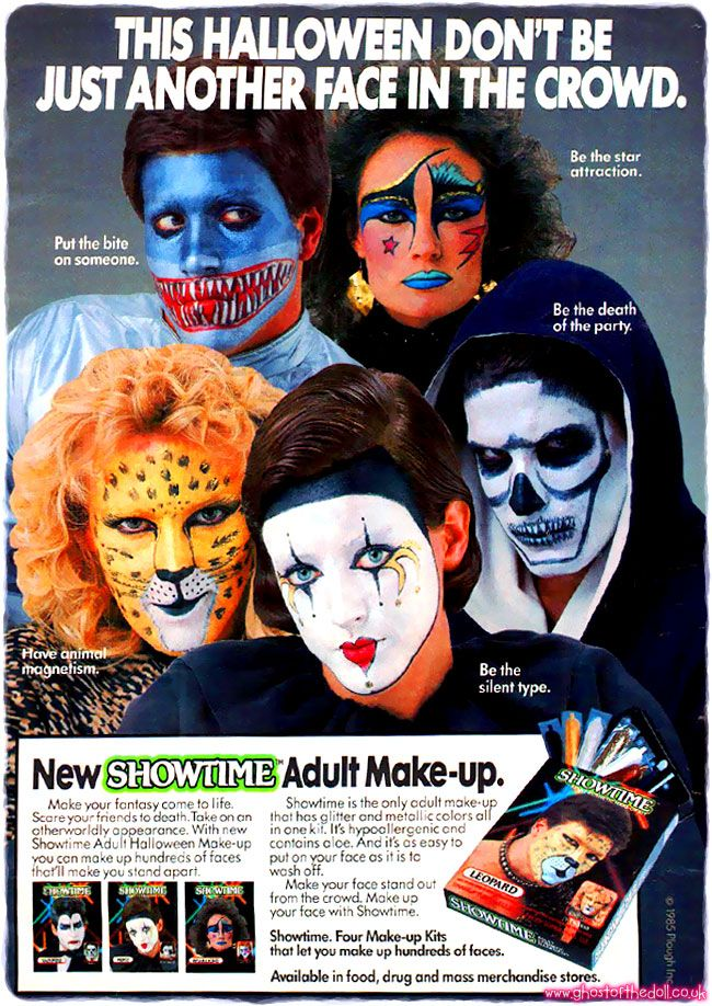 Collection Halloween Makeup Kits Pictures. Halloween Make Up ...