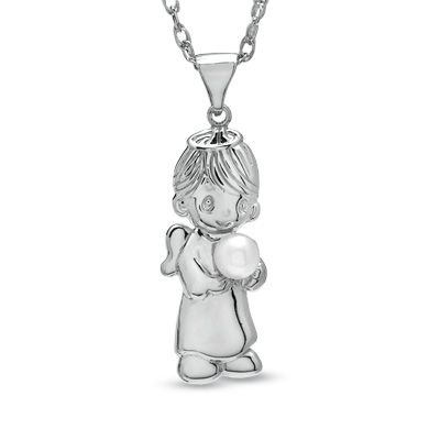 Precious Moments 174 4 0mm Cultured Freshwater Pearl Boy