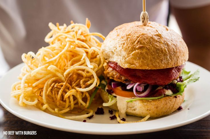 Time For Some Comfort Food | No Beef With Burgers